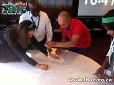 Marshmallow Tower Team Building Activity