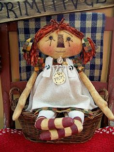 Primitive Doll...