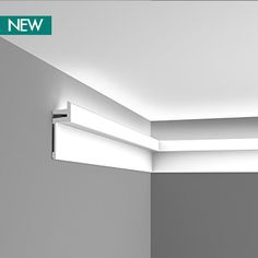 C382 - L3 | Profielen voor indirecte verlichting | Indirecte verlichting | Orac Decor  http://www.justleds.co.za