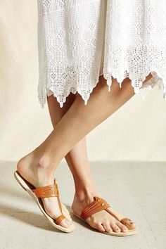 Stitchwallah Leather Sandal - Urban Outfitters