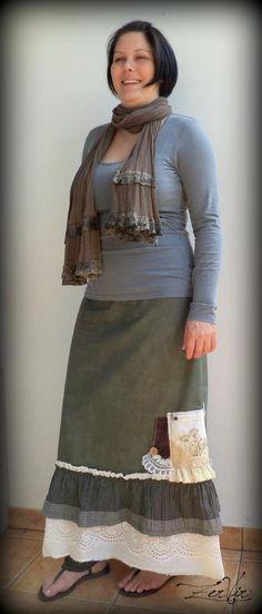 A new and beautiful skirt from ZerVir :)
