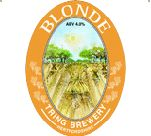 One of the many superb beers from Tring brewery.