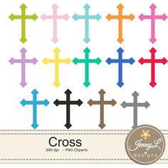 Purple Cross clip art | Lenten season | Pinterest | Art, Purple ...