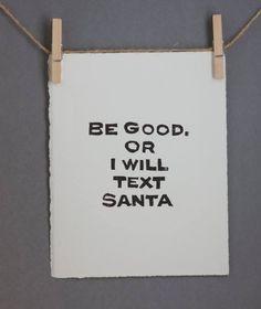 Christmas Wish-list