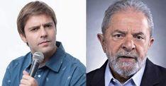 Baú do Luizinho: Fábio Rabin: Lula diretor de Escola? Mas como?- ví...