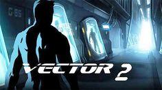 Vector 2 - I Laser mi disintegrano! - Giochi Android - (Salvo Pimpo's)