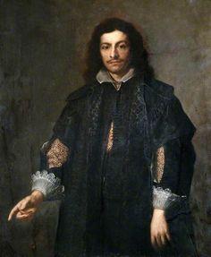Portrait of an Unknown Man  by Bartolomé Esteban Murillo 1640's