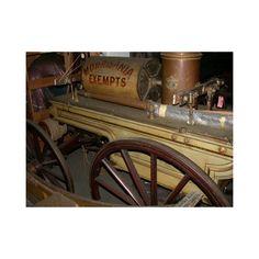 Lady Washington No. 1. Morrissiania, N.Y.  New-York Historical Society | Fire Engine, Lady Washington Engine Co. No.1 Morrisania, N.Y.