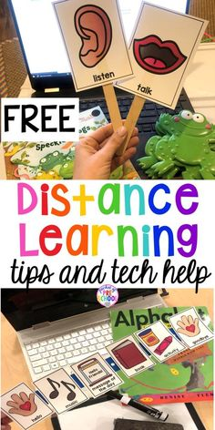 Your New Classroom: Distance Learning and Zoom Tips (Freebies Too) - Pocket of Preschool Online Classroom, New Classroom, Preschool Classroom, Preschool Activities, Google Classroom, Teaching Kindergarten, Kindergarten Design, Preschool Education, Motor Activities