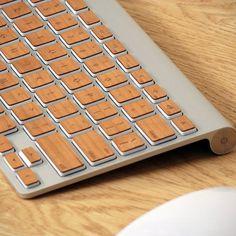 Lazerwood Keys for Apple Wireless Keyboard