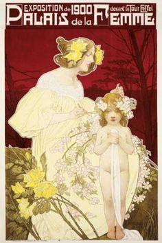 1900 - Paris (Privat-Livemont)