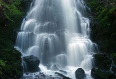 Fairy Falls, The Gorge