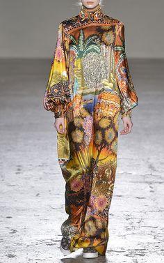 Baton Rouge Dress by Stella Jean for Preorder on Moda Operandi