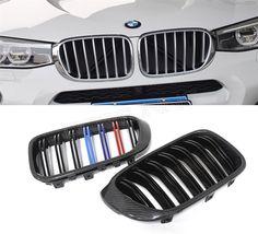 BMW X3 F25 X4 F26 Carbon Fiber Front Grille (2) | 相片擁有者 DCR TUNING
