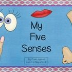 This is a perfect addition to your resources when teaching the 5 senses to preschool and kindergarten students! Students will learn about each of t...