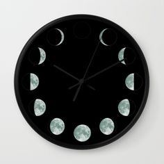 Lunar Phase Clock -- NEED THIS!