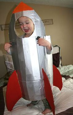 rocket costume - Google Search