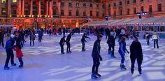 Tra le attività invernali più famose e suggestive c'è sicuramente il #pattinaggio su ghiaccio. Chi ama questo sport molto invernale e natalizio non deve perdere le iniziative milanesi di #BiancoInverno 2014/2015 : feste sul #ghiaccio tra pattinaggio e sport a #Milano!