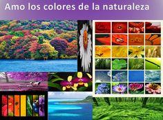 Naturaleza, nature, colores de la naturaleza, colors of nature La naturaleza es hermosa, este es un planeta hermoso, pena que gran parte de los seres humanos no lo pueden ver, disfrutar y cuidar. Hay colores para todos los gustos, para alegrar la vista