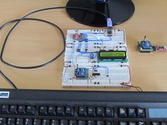 HOW TO MAKE A WIRELESS KEYBOARD USING XBEE WITH ARDUINO   Check out http://arduinohq.com  for cool new arduino stuff!
