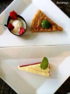 Apple pie vs cheese red velvet
