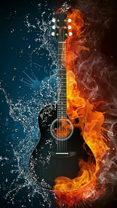 Great guitar art.