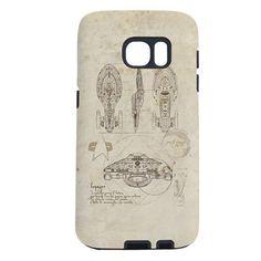 Da Vinci Voyager Samsung Galaxy S7 Case by wheetrek