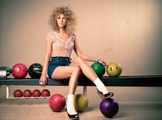 70's Bowling Alley