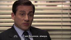 Lol, I love Michael..