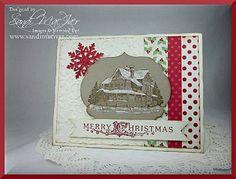 Splitcoaststampers FOOGallery - Christmas Lodge Stamp Set