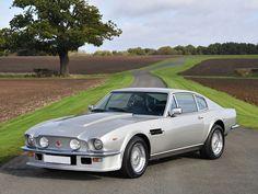 1985 Aston Martin V8 - Vantage 'X-Pack' Factory Prototype/Development car | Classic Driver Market