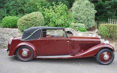 1934 Bentley 3 1/2-Litre James Young