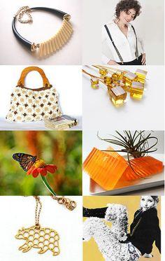 Golden Honey Summer Collection