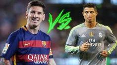 Image result for messi vs ronaldo 2016