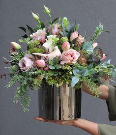 Spring Flower Arrangements, Artificial Flower Arrangements, Beautiful Flower Arrangements, Flower Centerpieces, Flower Decorations, Floral Arrangements, Beautiful Flowers, Exotic Flowers, Faux Flowers