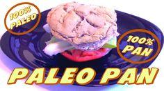 Paleopan  - 100% Paleo y 100% Pan (El pan de la dieta paleolítica)