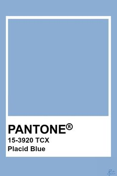 Find images and videos about pink, blue and colors on We Heart It - the app to get lost in what you love. Pantone Azul, Pantone Swatches, Color Swatches, Pantone Tcx, Colour Pallette, Colour Schemes, Color Trends, Pantone Color Chart, Pantone Colour Palettes
