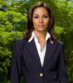 Dr. Allison Blake on Eureka, portrayed by Salli Richardson-Whitfield
