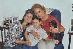 Bernardo Uglione Boldrini  com sua mãe  e avó, mãe  e filho  foram ceifados de suas vidas por pai do menino e madrasta  em abri 2014