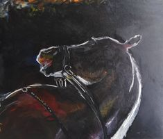 Brown Horse, Art Story, Oil On Canvas, Revolution, Euro, Horses, Facebook, Gallery, Artist
