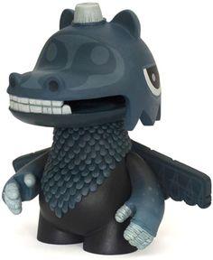 Custom Kracka by MApMAp for the Custom Dragons show