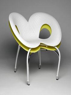 2005 Chaise Ripple Chair Ron Arad Centre Pompidou Paris, Ron Arad, Sofas, Chairs, Furniture, Home Decor, Couches, Decoration Home, Room Decor