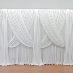 Wedding Backdrop Cross Stage Design Ideas For 2019 Wedding Draping, Diy Wedding Backdrop, Flower Backdrop, Wedding Stage, Wedding Events, Weddings, Backdrop Design, Backdrop Decorations, Stage Design