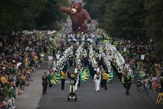You partook in the most wonderful Baylor tradition, the oldest Homecoming in the nation (according to the Smithsonian) | 25 Ways To Know You Went To Baylor