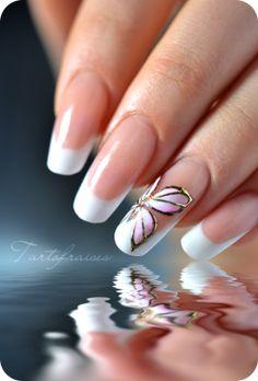 Nail art gel foil | Tartofraises