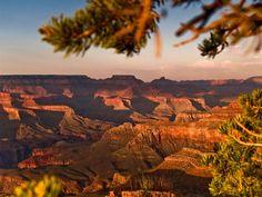 The Grand Canyon in Arizona, United States