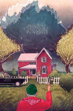 "Shaun Lynch - ""Moonrise Kingdom"""