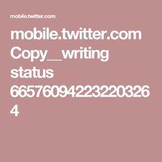 mobile.twitter.com Copy__writing status 665760942232203264