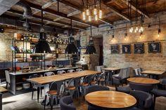 Дизайн испанского ресторана в историческом стиле