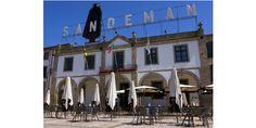 Sandeman abre hostel em cave de vinho do Porto